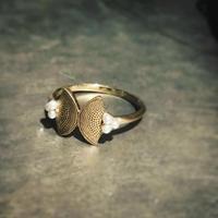 art deco ring <S>