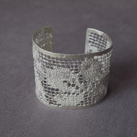 Recollection lace bangle (LL)