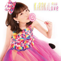 KiRA KiLove / muu【Single CD】