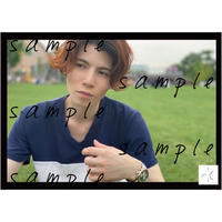 【新発売!】AKI 2L版サイズブロマイド【タイプ B】