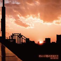 オレンジ色のサヨナラ / 佐々木フミオ【Single CD】