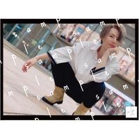 【新発売!】AKI 2L版サイズブロマイド【タイプ A】
