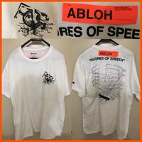 貴重★Virgil Abloh × MCA Figures of Speech FOS Tee champion コラボTシャツ 白 XLサイズ