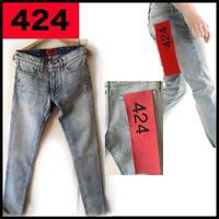 424 29サイズ  デニムパンツ