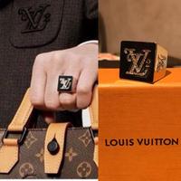 関税・送料込 Louis Vuitton × NIGO リング