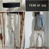 貴重M★新品タグ付 Fear of God 7th collection フィアオブゴッド スウェットパンツ M