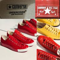 貴重★海外限定★ Converse X Undercover アンダーカバー コンバース Chuck Taylor 1970 Ox RED コラボ 限定 スニーカー US9(27.5cm)