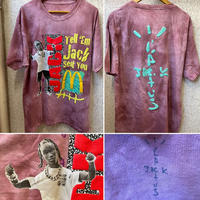 限定コラボ★ Cactus Jack Travis Scott McDonald's コラボ トラヴィス スコット Tシャツ半袖Tシャツ