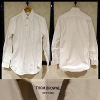 中古★THOM BROWNE トムブラウン オックスフォード シャツ 1サイズ