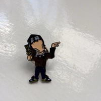 Ian Brown ピンバッジ ピンズ 1