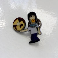 Ian Brown ピンバッジ ピンズ 2
