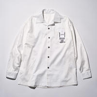 SAFARI SHIRTS WHT [RTKBL-0201WH]