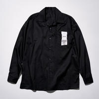 SAFARI SHIRTS BLACK [RTKBL-0201BL]