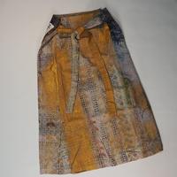 Un fabric-delhi-  series rew-001_002  エプロンスカート Mサイズ