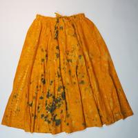 Un fabric-bagru-  series fem-003   スカート FS001