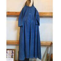 Un fabric-bagru-  series   fem-008  羽織ワンピース