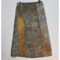 Un fabric-delhi-  series rew-001_001  エプロンスカート Mサイズ
