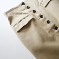 2019SS / SPICK&SPAN フロントボタンタイトスカート