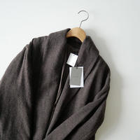 2019AW  / WIRROW / Soft Wool Robe Coat /  2003-1027