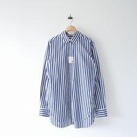 2019  / DEUXIEME CLASSE / galant regular ストライプシャツ /  2005-0896