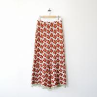 2018AW  / MOZH / フラワーロングニットスカート / Ron Herman購入品 1912-0857
