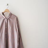 2019 / FRAMeWORK チェックシャツ 1907-0678