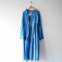 2019未使用 / Plage購入品 YVONNES ドレス L/SL PANE 1910-0968