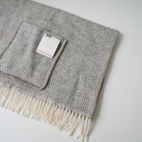 2018AW / LAPUAN KANKURIT ポケット付きショール MARIA 1909-1626