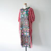未使用 / SIBEL SARAL / KAFTAN DRESS /  2009-0779
