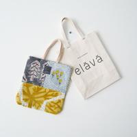 2020  / mina perhonen / piece toast bag / elava bag セット / 2点セット(元々単品売り商品) 2102-0058