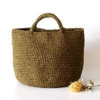 裂き編みバッグ マルシェタイプ 【3Lサイズ】