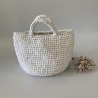 裂き編みバッグ マルシェsmallサイズ