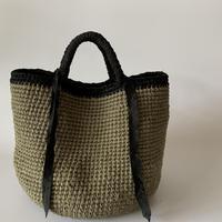 裂き編みバッグ 2Lサイズ