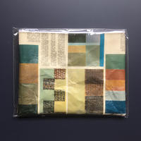 Finland old paper pouch「fabric  L」