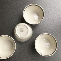 arabia   line small bowl