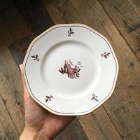 old arabia  plate  satu  S