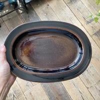 arabia  oval plate Soraya