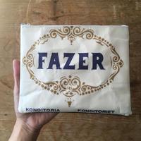 Finland old paper pouch「fazer L」