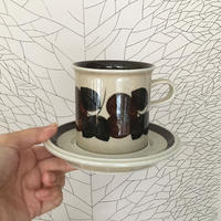 arabia ruija  cup saucer L