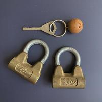Finland ABLOY padlock vintage
