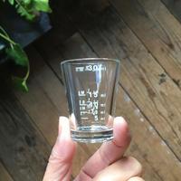 Finland  measure glass