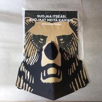 Finland karhu mask