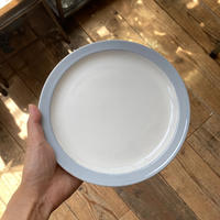 arabia  soma plate  21cm  blue