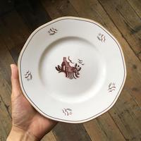 old arabia  plate  satu  L