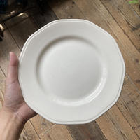 arabia moderna plate white 23cm