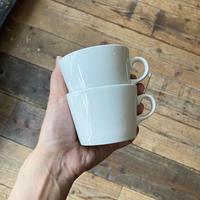 arabia kilta coffee cup white