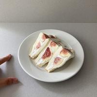 arabia white plate 21cm