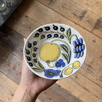 arabia color paratiisi oval  bowl