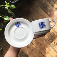 arabia lotta-svard cup saucer