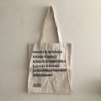 kaari shopping center  tote bag